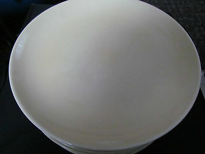 """Iroquois Casual China, Russel Wright, 10"""" Yellow Plates Set of 10"""