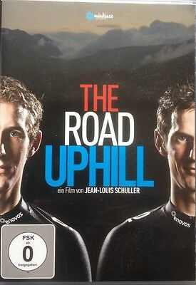Radsport Cycling DVD THE ROAD UPHILL Andy und Fränk Schleck Tour De France