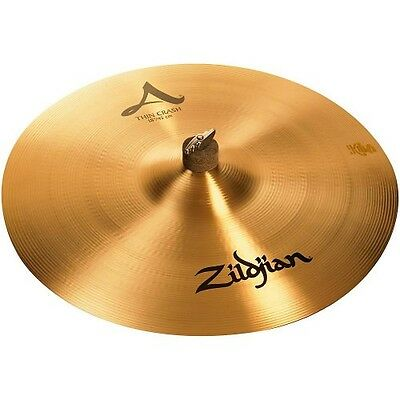 Zildjian A Avedis 18 Thin Crash Cymbal - BLITZANGERBOT!!   €284 on Thomann