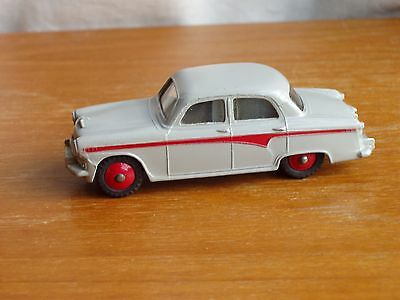DINKY TOYS MODEL No.  176  AUSTIN A105 SALOON -GREY/RED  - NEAR MINT ORIGINAL