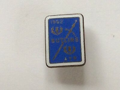 Butlins Badge. Ayr 1962. In very good condition