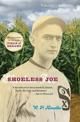 SHOELESS JOE by WP Kinsella paperback book FREE SHIPPING field of dreams w.p.