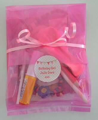 Jo Jo Party Bags / Birthday Present Or Gift Bag