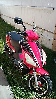 2015 Other Makes  2014 Johw motorcycle scooter 150cc