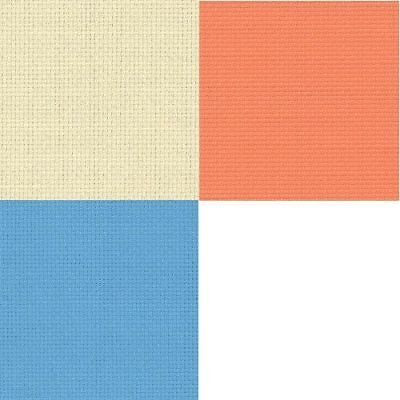 Zweigart Aida - Various colours - 6 or 14 count