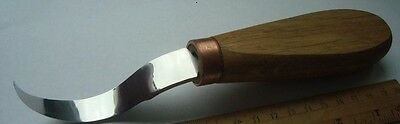 Wood Carving Spoon Hook Knife Spoon Carving Chisel Deep woods Spoon Bowl Cup