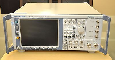 Rohde & Schwarz SMU200A Vector Signal Generator 100kHz to 6GHz  Tested