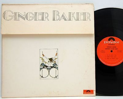 Ginger Baker       At his best        Polydor  PD 3504        NM  # B