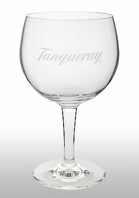 Tanqueray Gin Goblet Glass New