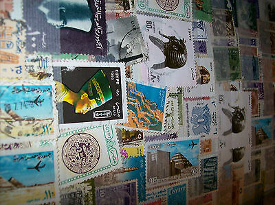 Collection accumulation Egypte Egypt + 120 timbres stamps