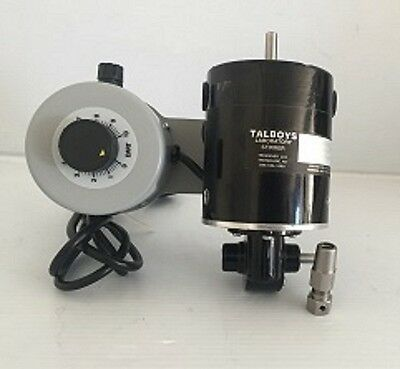 Talboys Overhead mixer with stand and clamp