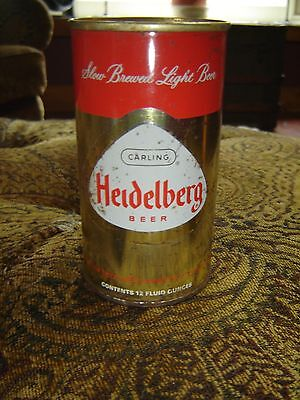"""Rare Version """"One of the Few.."""" Metallic Heidelberg Tacoma, Wa Old  Beer Can"""