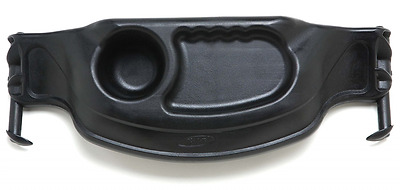 BOB Single Snack Tray, Black