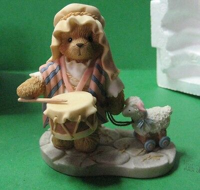"""Cherished Teddies - Ethan #864293 """"As Long As The Star Shines, I Shall Follow It"""