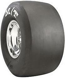 Mickey Thompson ET Drag Slicks 90000000843 26x10-15, Bias-Ply, L8 Compound