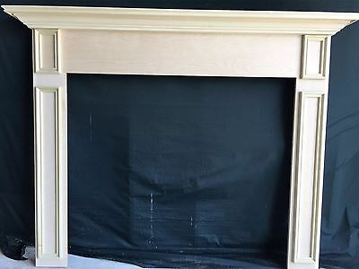Fireplace Mantel Surround,1005,  Paintable  FREE SHIPPING, 48 X 42