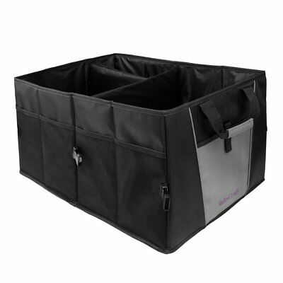 HEAVY DUTY TRUNK Organizer Great Cargo Storage Container for Car SUV