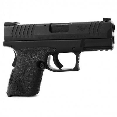 Talon Grips Springfield XD(M) Compact 9mm/ .40 Medium Backstrap 215R Rubber