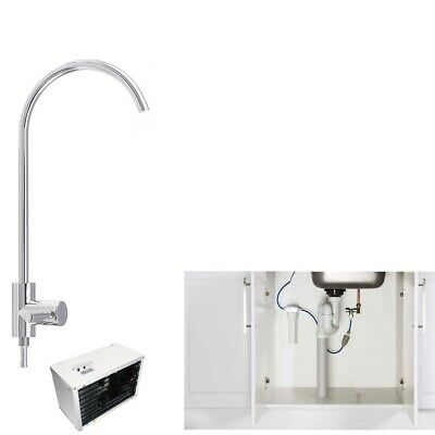 Chilled Filtered Water Dispenser Chiller Kit + Jug Filler Tap + Carbon Filter
