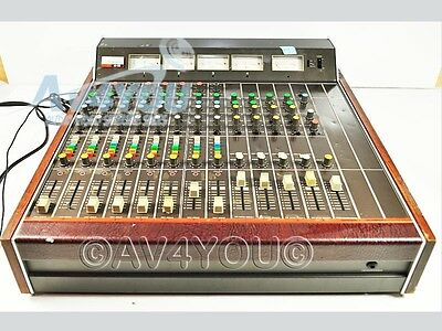 TASCAM M-35 M35 12 channel mixing board. Vintage, very rare mixer