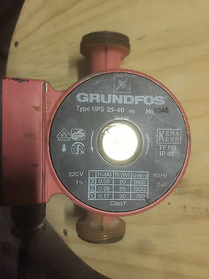 Circulateur Grundfos D Occasion