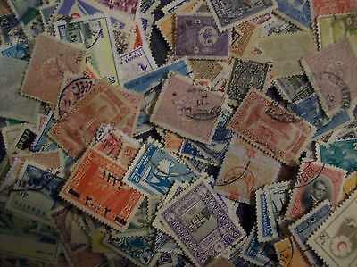 Collection accumulation Turquie Turkey + 450 timbres stamps