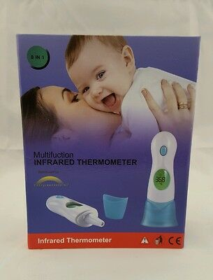 New Best Baby Multifunction Infrared Thermometer Evergreen Store, Forehead, Ear