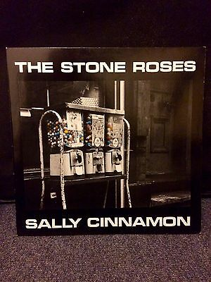 "The Stone Roses - Sally Cinnamon - 12"" Vinyl Record Single picture Sleeve"