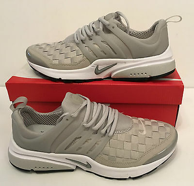 Nike Air Presto Grey Size 10 Trainers Shoes - Brand New