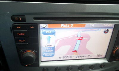 Opel Touch Connect navi