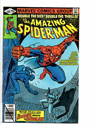 The Amazing Spider-Man #200 (Jan 1980, Marvel) Beautiful Bronze Age Issue!