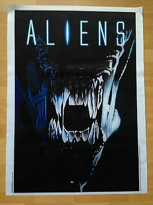 ALIENS Poster Canvas HD High Quality
