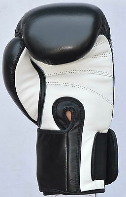 Prostyle Leather Boxing Gloves Fight,Punch Bag MMA Muay Thai Grappling Pad