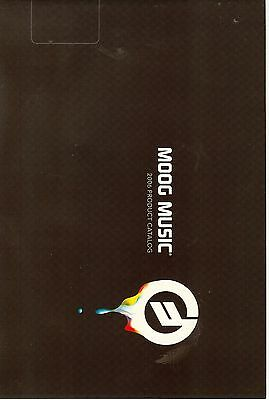 Moog 2006 Catalog 18 Pages