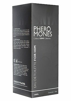 Onyx Pheromones Eau De Toilette For Him 100Ml