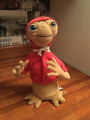 Vintage E T Extra Terrestial Soft Toy