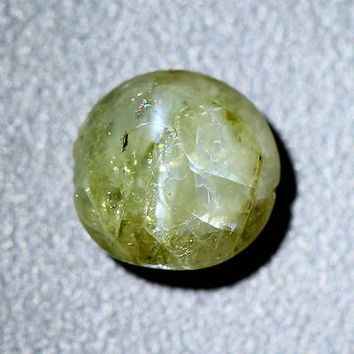 2.79 Cts_Wow Amazing Hot Sale Price_100 % Natural Chrysoberyl Cat's Eye _India
