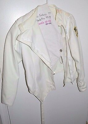 Santelli Fencing Jacket - Adult XL with inner detached sleeve Medium