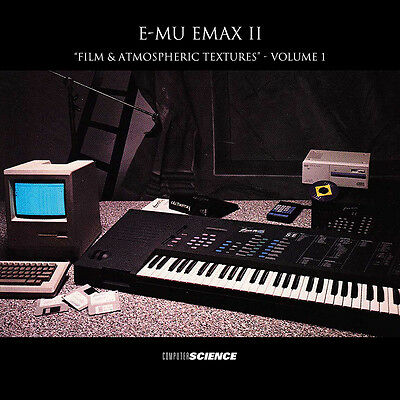 "E-mu EMAX II Sound Library - ""Film & Atmospheric Textures"" - Volume 1 -"