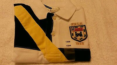 Nwt Polo Ralph Lauren Boys 18 Month Shirt.