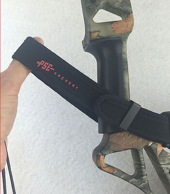 Neoprene PSE Hunting Archery Bow Wrist Sling Strap for Compound Bow Target Shoot