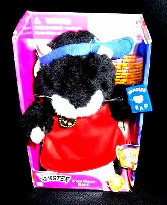Gemmy Dancing Hamster GRAND MASTER BLASTER Musical Toy  ***Brand New in box***
