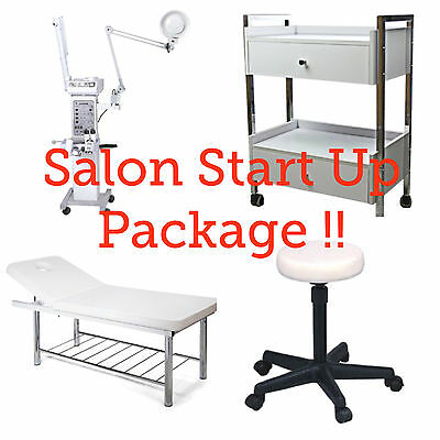 Inclusive Beauty Salon Package Cosmetic Day Spa Start Up Furniture Wholesale