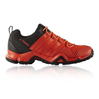 Adidas Terrex AX2R Mens Orange Outdoors Walking Trekking Hiking Shoes