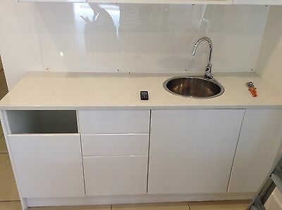 Storage Cupboards With Sink