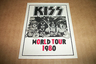 Kiss backstage pass, Unmasked