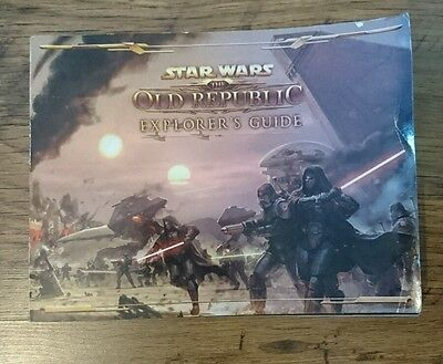Star wars the Old Republic Collectors Edition Explorers Guide. Collectable.
