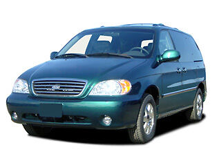 Kia Sedona 2001-2006 Workshop manual C.D
