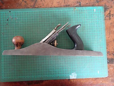 Vintage CARTER wood working plane No 05 Made in Australia, handle replaced