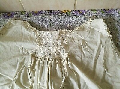 Vintage Night Gown/christning Gown